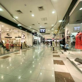 Брендовый обувной магазин 53 м в ТЦ