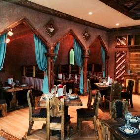 Отдельностоящий ресторан на территории Аэропорта Шереметьево