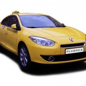 Служба такси с собственным автопарком