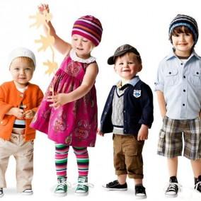 Интернет-магазин детской брендовой одежды и обуви