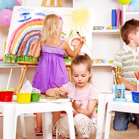 Детский центр с уникальной концепцией для Москвы