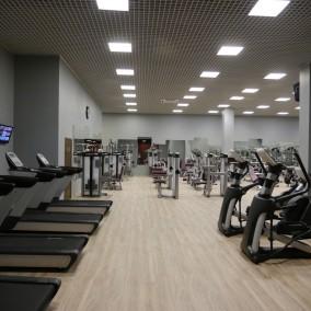 Фитнес клуб премиум класса рядом с элитными посёлками