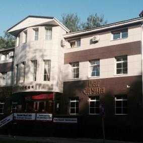 Отдельно стоящий ресторанный комплекс с сауной и гостиницей в центре г. Химки