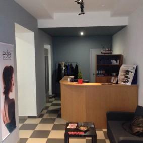 Салон красоты с новым ремонтом в доме бизнес класса