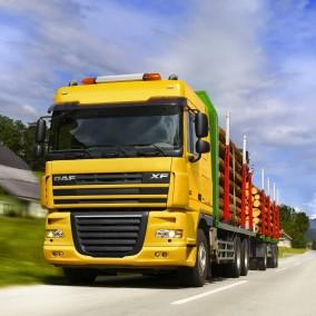 Разборка грузовых автомобилей на МКАДЕ в крупном ТЦ