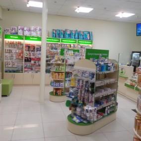 Аптека в центре элитного жилого массива около м. Проспект Вернадского