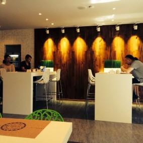 Раскрученной FAST-FOOD кафе в ЦАО с долгосрочной и пониженной арендой