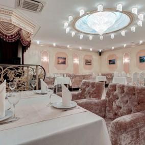 Прибыльный ресторан грузинской кухни в историческом центре Москвы