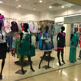 2 бутика женской одежды + интернет-магазин + клиентская база более 1,5 тыс. человек