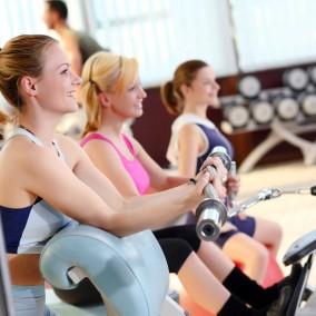 Успешный фитнес-клуб в густонаселенном районе