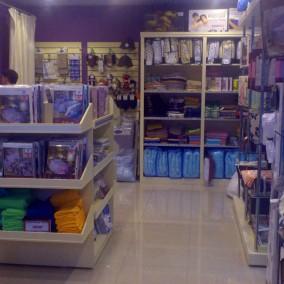 Текстильный магазин в ТЦ c высокой прибылью