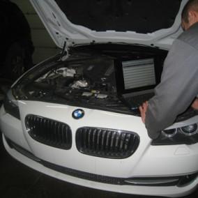 Автосервис BMW с сертифицированными специалистами