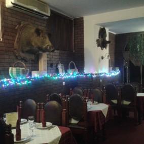 Перспективное кафе с кальянной и мангалом в центре Москвы на выгодных условиях