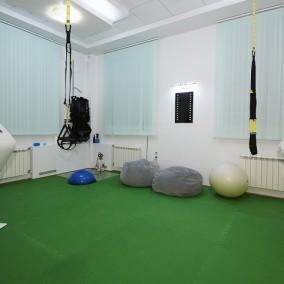 Эксклюзивная фитнес-студия с уникальным оборудованием