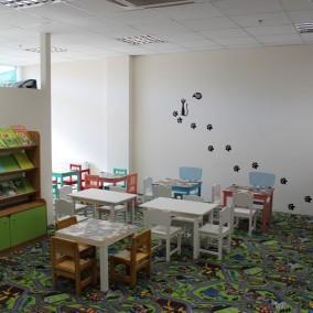 Детский сад в центре Сочи — всегда полная загрузка