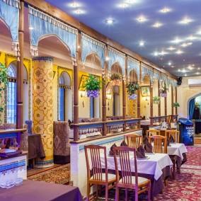 Аутентичный ресторан узбекской кухни