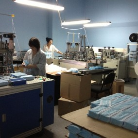 Производство медицинских масок