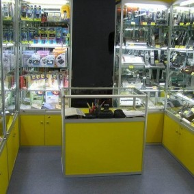 Сеть магазинов аксессуаров к телефонам