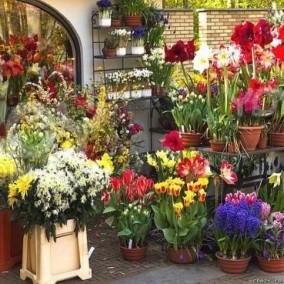 Салон цветов и дизайнерских подарков на Садовом кольце