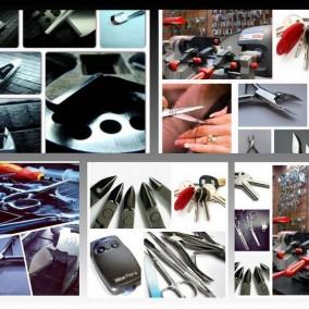 Раскрученная Мастерская – студия, металлообработка инструментов.