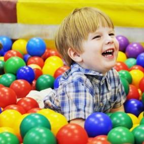Детский развлекательный центр с перспективой развития