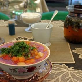 Аутентичный ресторан-кафе татарской кухни возле вокзала