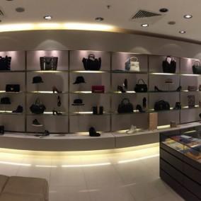 Сеть монобрендовых магазинов итальянской обуви