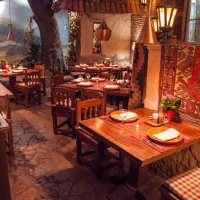 Ресторан – любимое место гурманов Кавказкой кухни