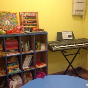 Популярный детский клуб в густонаселенном районе