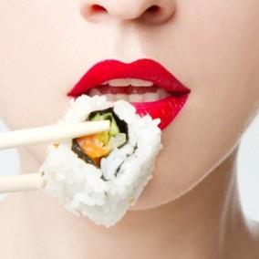 Успешная сеть доставки японской еды