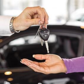Успешное автомобильное агентство с прибылью