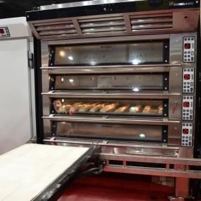 Профессиональная работающая пекарня 9 лет (хлеб и сдоба)