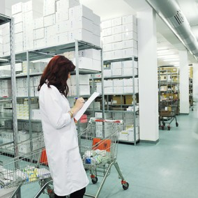 Оптовая фармацевтическая компания EU (рост 50% в год)!