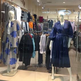 Магазин женской одежды с высокой прибылью и 2000+ постоянных клиентов